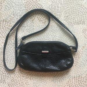 Relic black crossbody purse